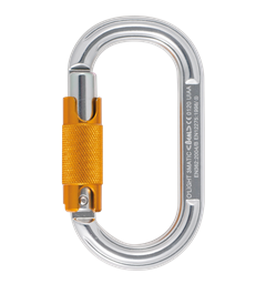Beal O LIGHT TRI-MATIC Karabiner
