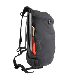 TTTM BACKPACK PLUS Sekk 25l Black
